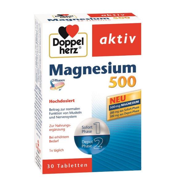 MAGNEZIUM 500